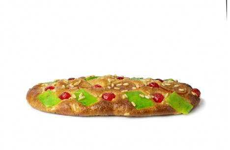 LARGE CANDIED FRUIT COCA