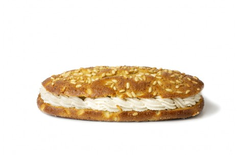 COCA CREAM AND PINE NUTS BIG