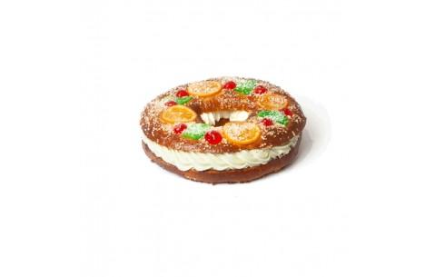 LARGE CREAM ROUND CAKE